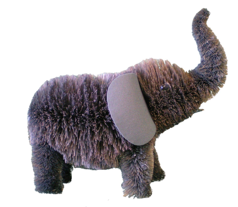 'Cepillo arte' sostenible modelo animal–elefante Somerset Levels