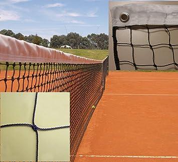 Redes Deportivas On Line Red Tenis Sencilla. PE 2 mm Ø Alta ...