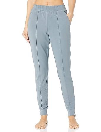 Alo Yoga - Pantalón de chándal para Mujer - Azul - Small: Amazon ...
