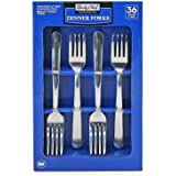 Daily Chef Dinner Forks - 36ct