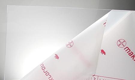 Amazon.com: Clear Polycarbonate Lexan Sheet - 1/4