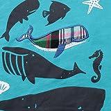 Toddler Christmas Kids Baby Boys Cartoon Print T