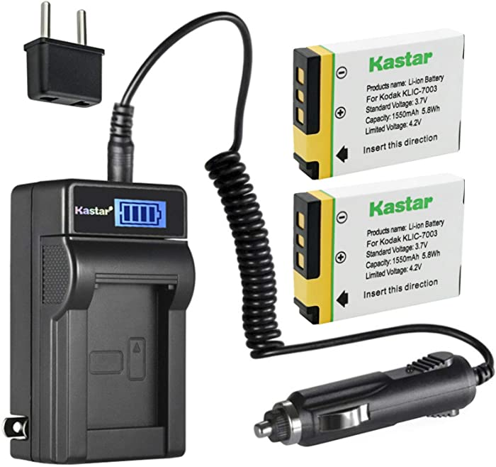 The Best Ge E850 Camera Battery Charger