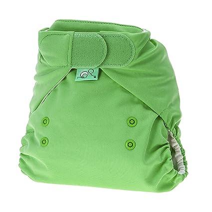 Tots Bots Sweet Pea - Cobertor de pañal elástico (talla de 3,5 a