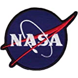 Parche, para planchar, diseño NASA