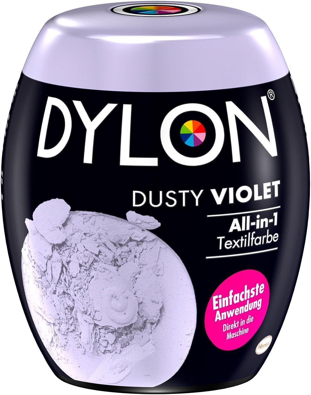 Tinte violeta en polvo de la marca Dylon, paquete de 350 g