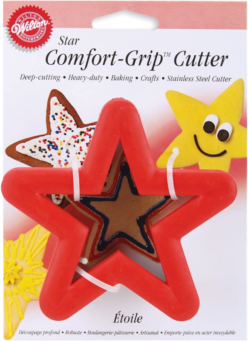 Wilton Comfort Grip Star Cutter