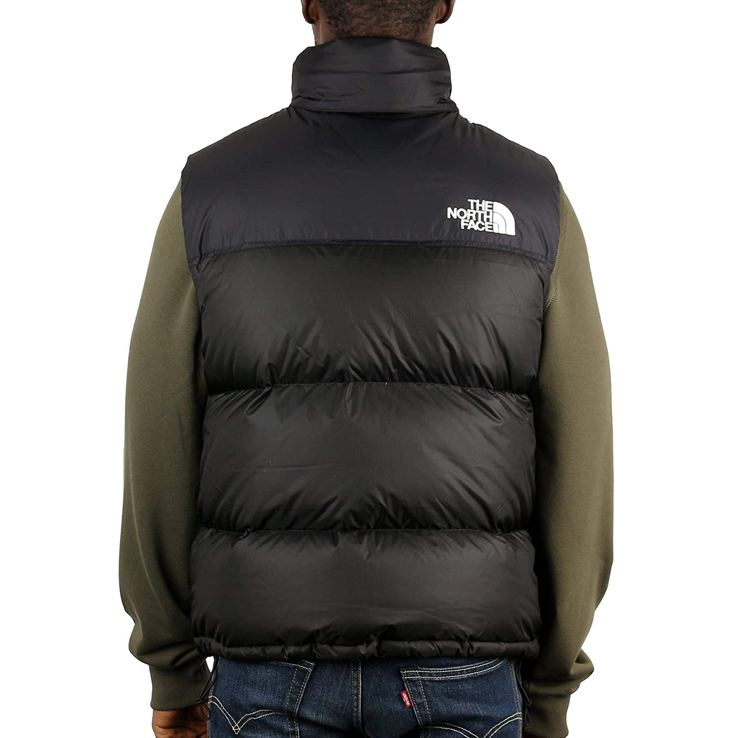 82a4d3d1b THE NORTH FACE Men's 1996 Retro Nuptse Gilet, Black