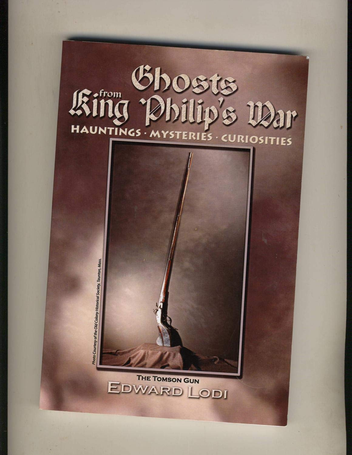 Read Online Ghosts from King Philip's War ebook