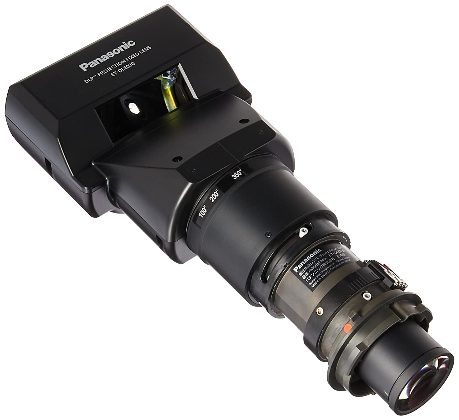 Panasonic - Fixed Focal Length Lens ET-DLE030