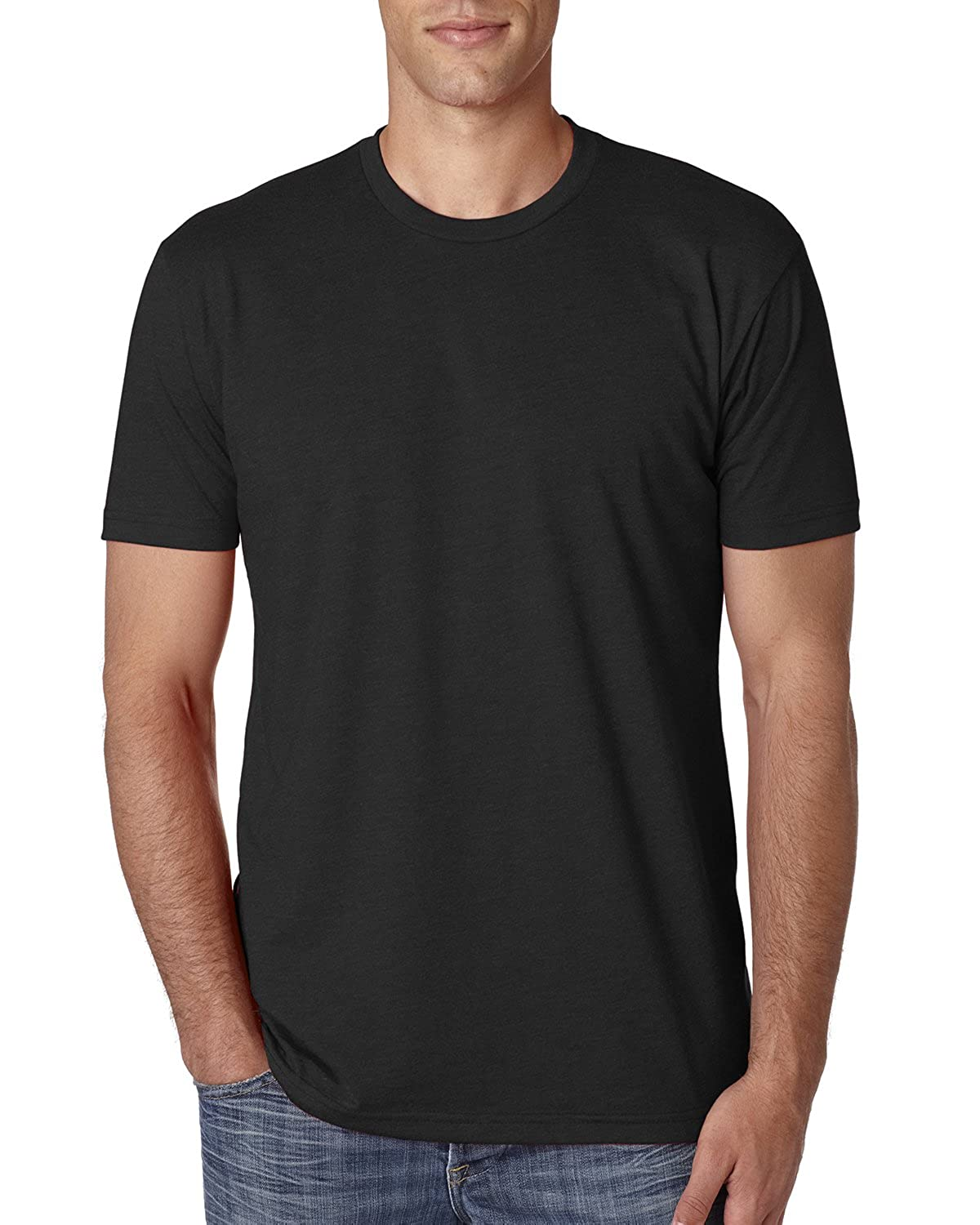 504ddd489 Next Level Mens T-Shirt | Amazon.com