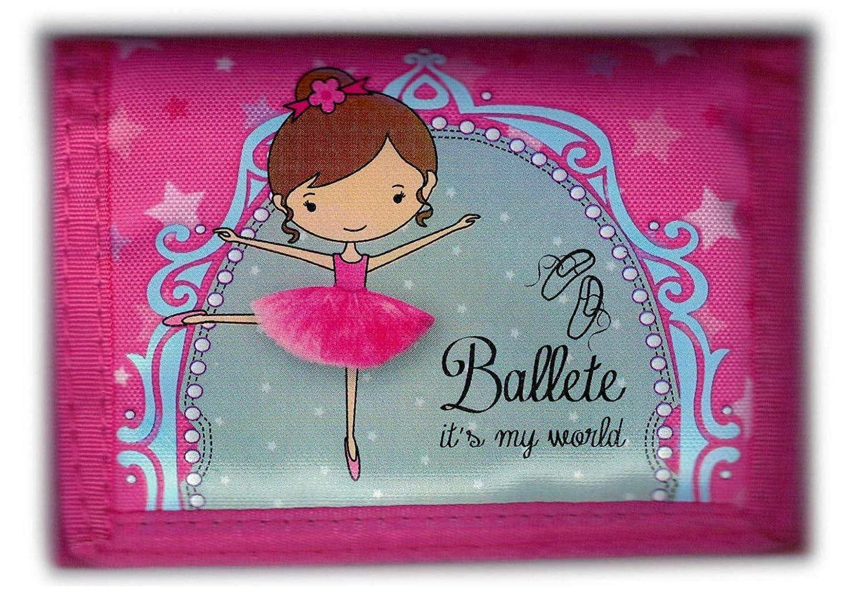 Balletto - Portafoglio per bambini, borsa, portafoglio