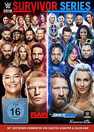 Survivor Series 2018 [Alemania] [DVD]: Amazon.es: Wwe: Cine y Series TV