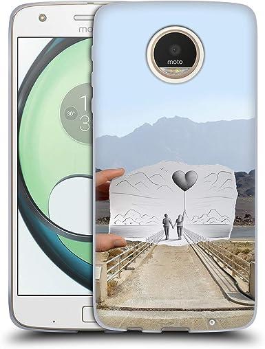 Ben Heine - Carcasa para Motorola Moto Z Play y Droid (Gel), diseño de Ben Heine: Amazon.es: Electrónica