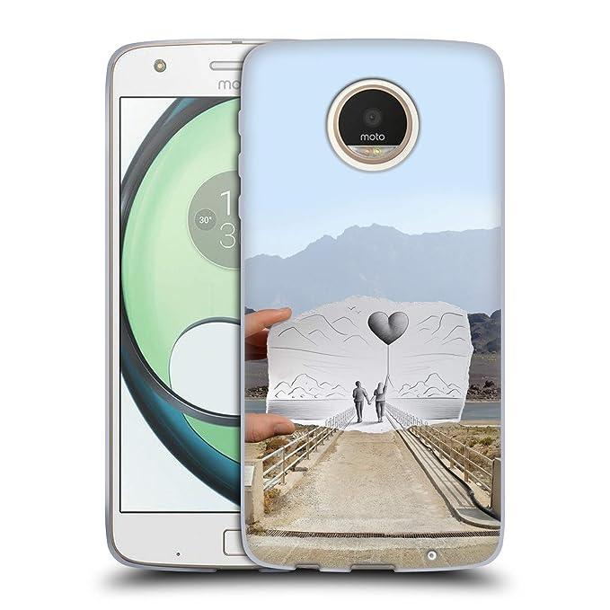 Ben Heine - Carcasa para Motorola Moto Z Play y Droid (Gel ...
