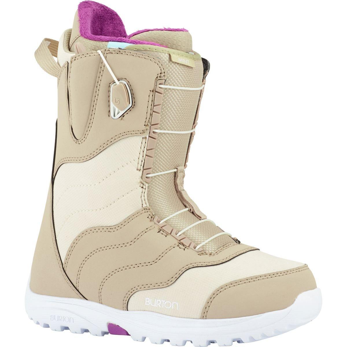 Burton Mint Snowboard Boot 2018 - Women's Tan 7.5 by Burton