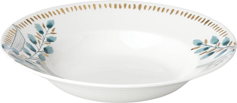 Lenox Goldenrod Pastaschale Wei/ß