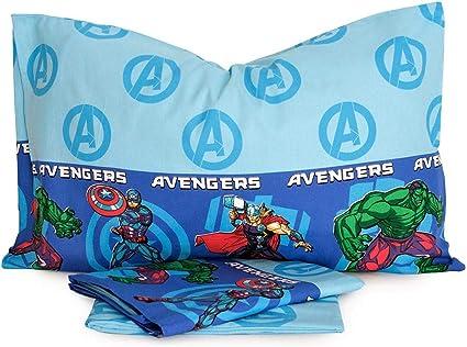 Generico Completo Letto Singolo Marvel Avengers 1 Piazza Lenzuola Cotone 100 Lenzuola E Federe Casa E Cucina Teacuppublishing Com