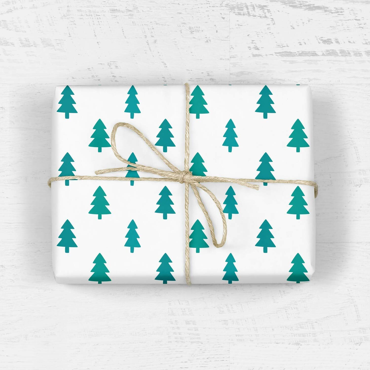 Black /& White Groom Shower Green Christmas Trees Wrapping Paper Fathers Day Hanukkah Christmas Three Sheets 20 x 29 Woodland Wrapping Paper Craft Paper Birthday Three Sheets 20 x 29