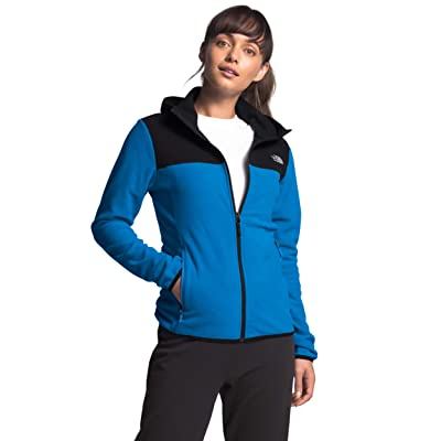 The North Face Women's TKA Glacier Full Zip Hoodie: Clothing