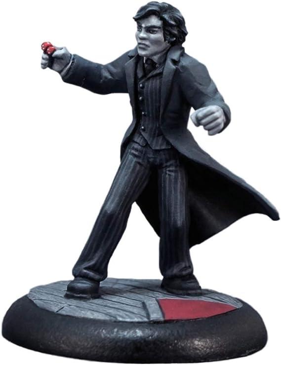 Deadland Noir Occult Detective MINT//New