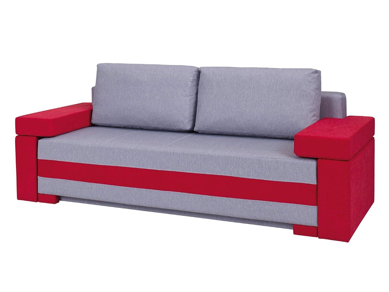 Schlafsofa Frankoni Couch Sofa Mit Bettkasten Und Schlaffunktion