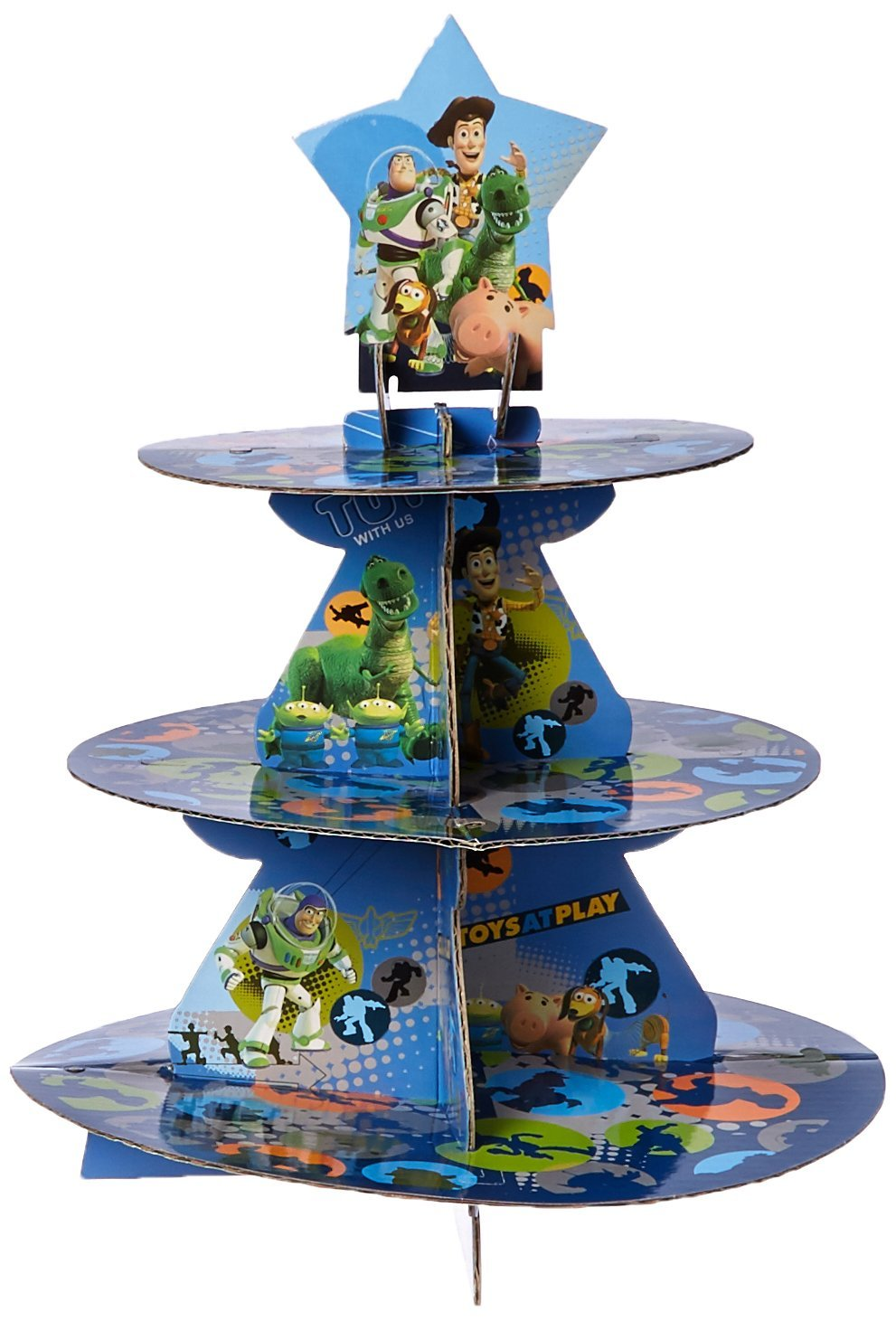 Wilton 1512-8080 Toy Story Treat Stand