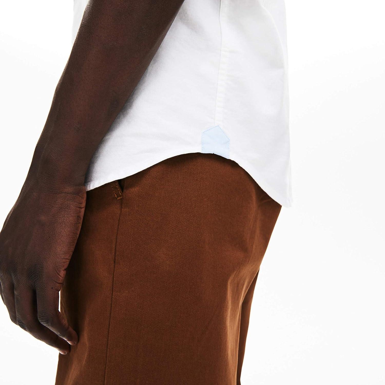 Lacoste Camicie A Maniche Corte da Uomo Ch4975