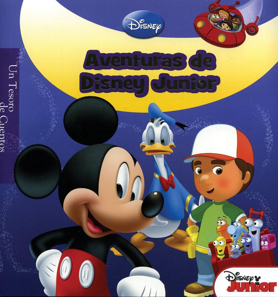 Aventuras de Playhouse Disney / Playhouse Disney Storybook (Un Tesoro De Cuentos / Storybook Collection)