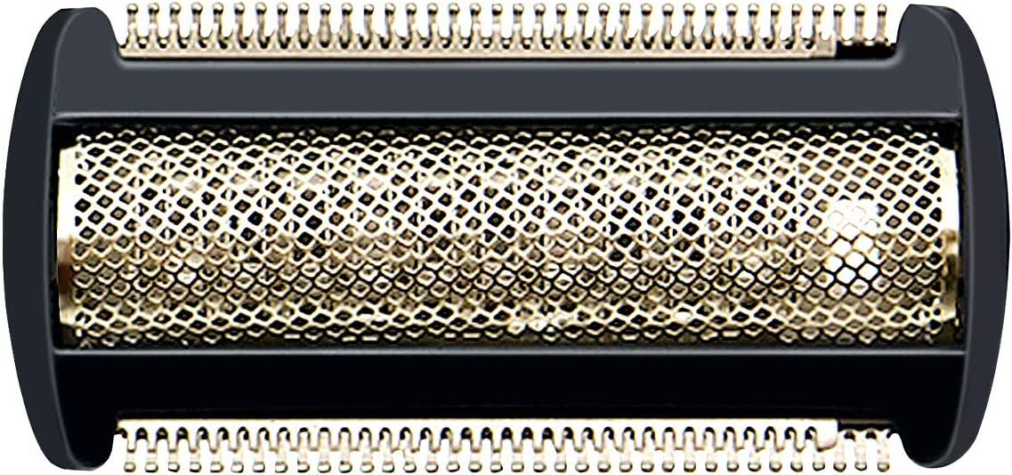 Reemplazo Trimmer/Shaver Foil Compatible para Philips Bodygroom BG2024 BG2025