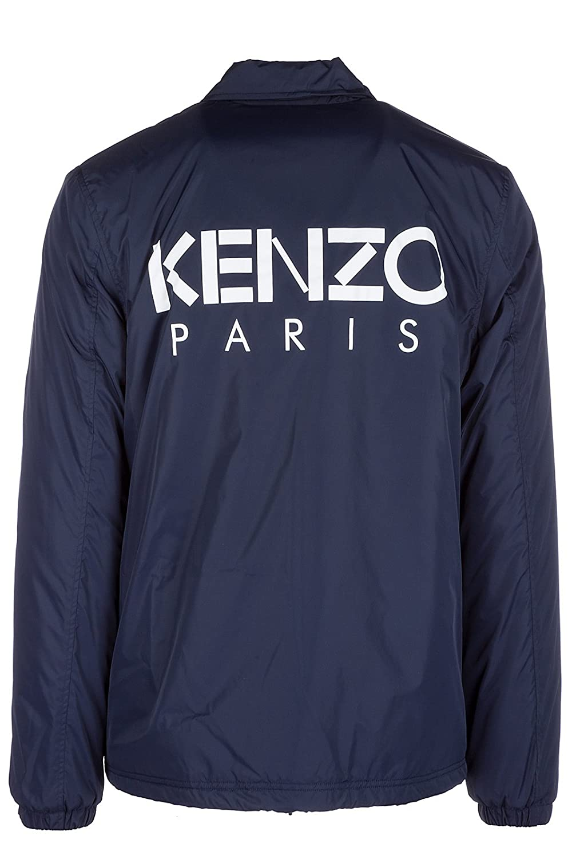 Kenzo Chaqueta Cazadoras de Hombre en Nylon BLU EU XL (UK XL) F765OU3641NH76: Amazon.es: Ropa y accesorios