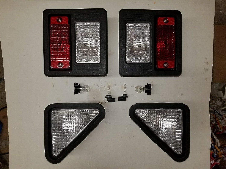 Bobcat Exterior Light Kit S100 S130 S150 S160 S175 S185 S205 Headlight Tail