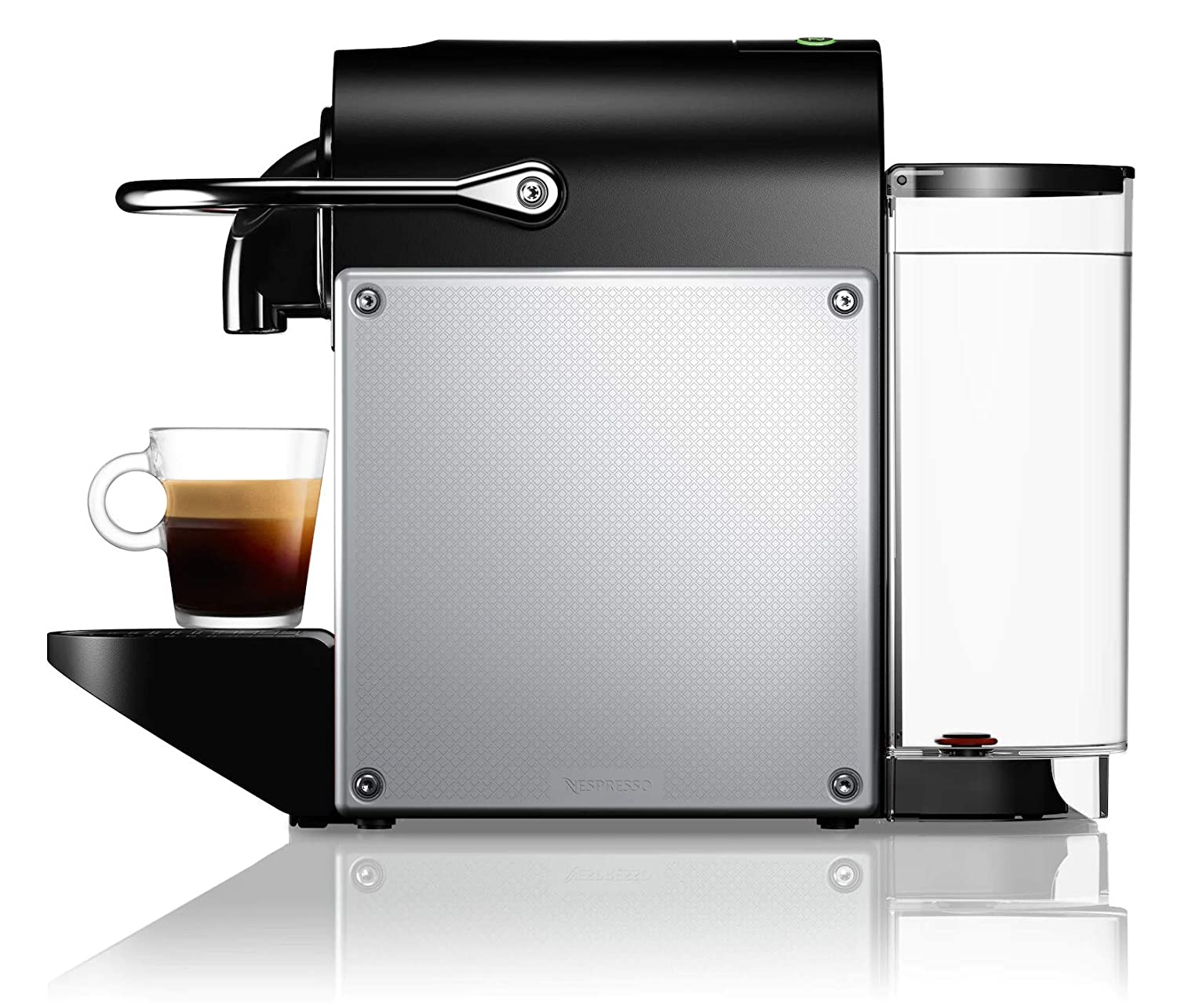 Nestlé Nespresso Pixie Electric Aluminio: Amazon.es: Hogar