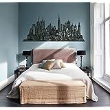 STICKERSFORLIFE ik1166 Wall Decal Sticker New York City American Bedroom Living Room Children
