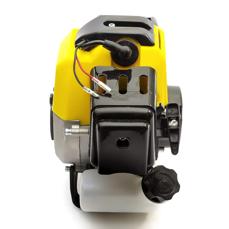 Desbrozadora 2 Tiempos Gasolina Motor Arranque 49cc 52cc 55cc 2.5 ...