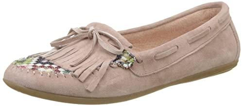 Ippon Vintage Moc-Wax - Mocasines Mujer: Amazon.es: Zapatos y complementos