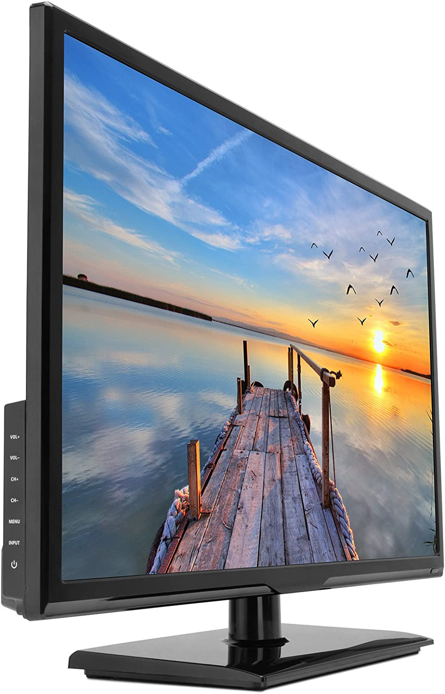"HKC 24C2NB 24"" (60.50cm) LED TV (FHD 1920x1080, TRIPLE TUNER, DVB ..."