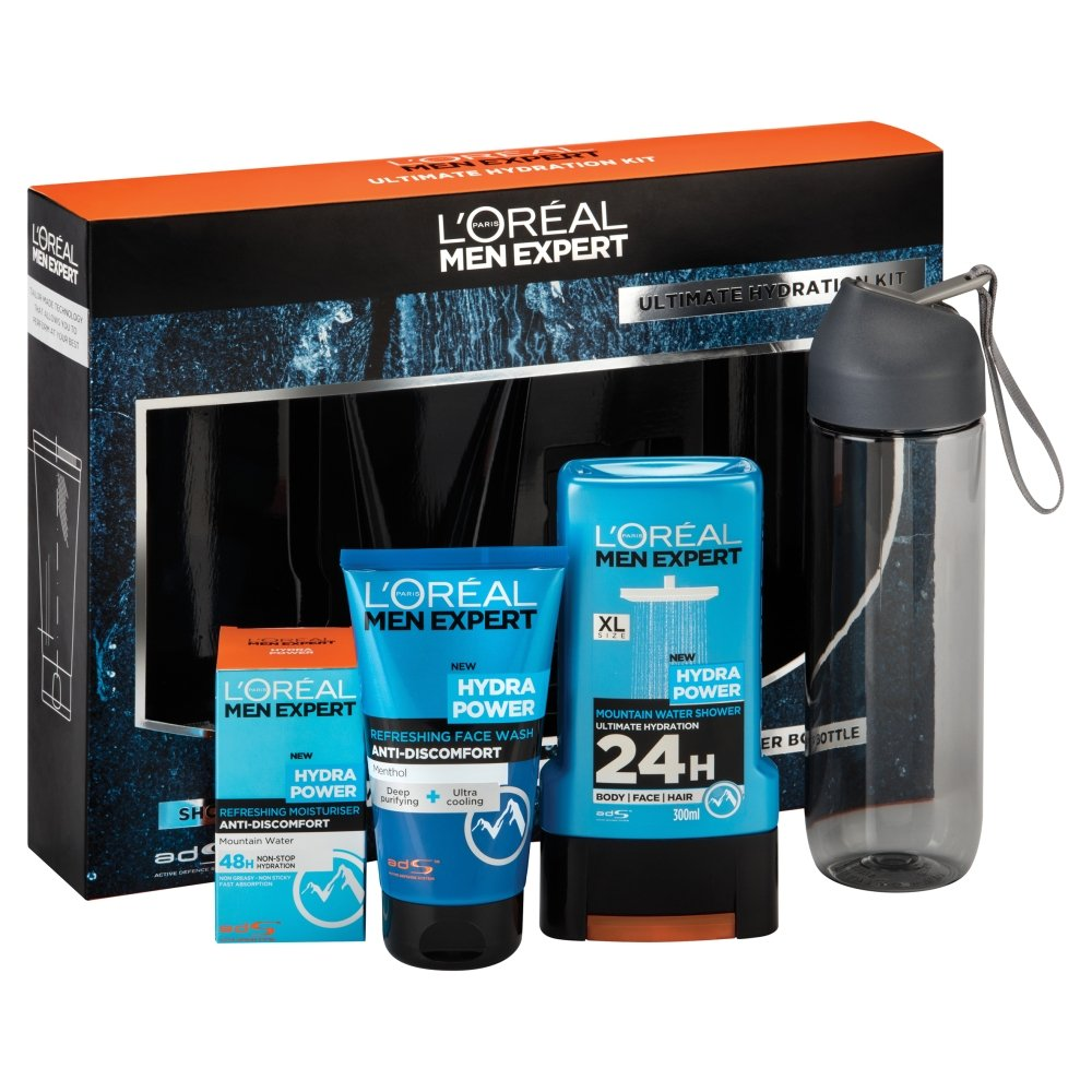 L'Oreal Men Expert Hydra Power Ultimate Hydration Kit Gift Set L' Oreal 5011408084429