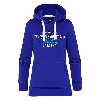 Kauf authentisch zarte Farben günstige Preise GAASTRA Damen Hoodie SYC Damen Blau L: Amazon.de: Bekleidung