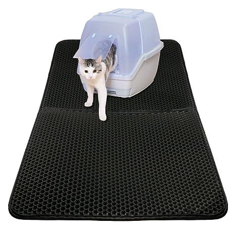 cojín de arena para gatos servicio para gatos cojín de caja para arena de gatos 75