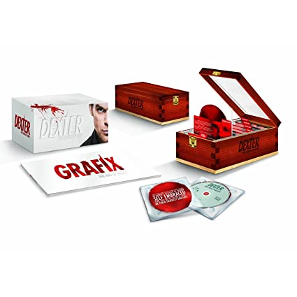 Dexter: The Complete Series Collection [Blu-ray]: Amazon.es: Cine ...