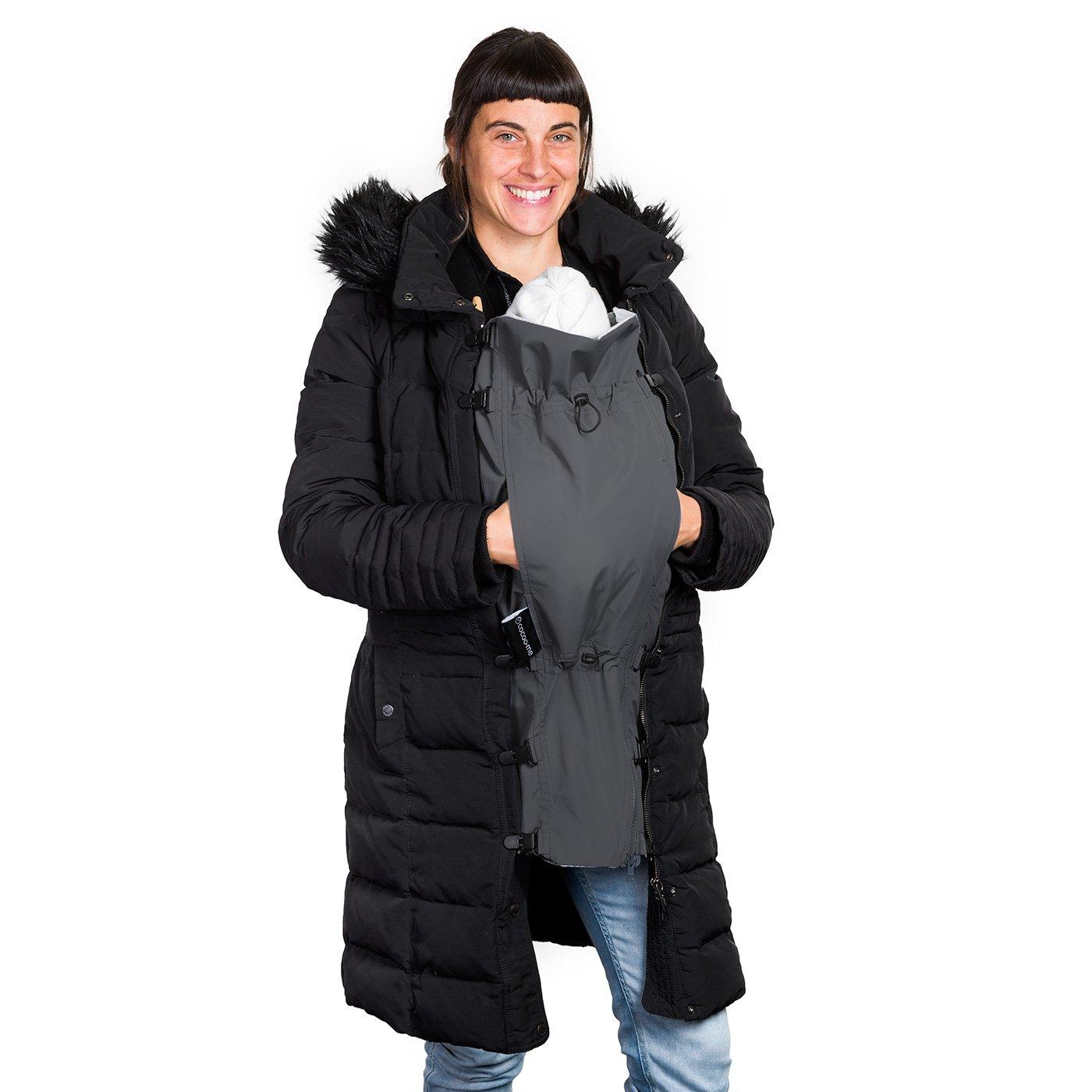 size 40 b626d 157a8 Jackenerweiterung | mach Deine Lieblingsjacke zur Umstandsjacke oder  Tragejacke | für Jede Jacke & Konfektionsgröße | für Schwangerschaft & ...