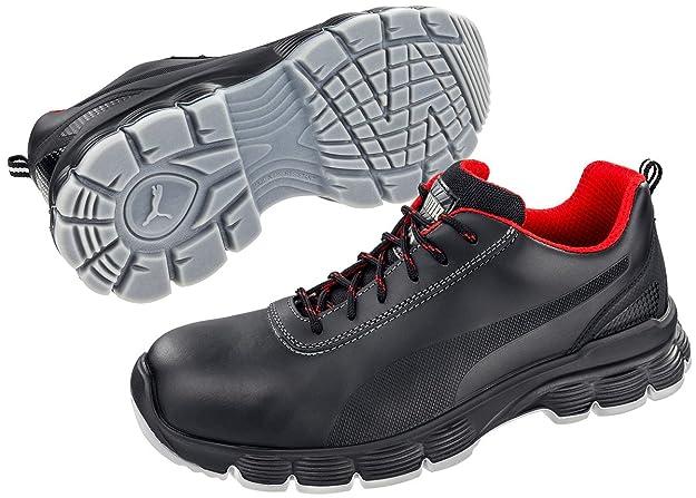 Zapatos de seguridad bajos Puma Pioneer S3 ESD SRC: Amazon.es: Bricolaje y herramientas