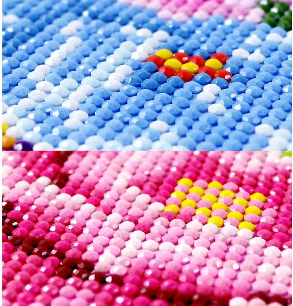 CNLSZM Rote Fl/ügel Engel 5D DIY Diamant Stickerei Volle Runde Bohrer Diamant Malerei Kreuzstich Strass Mosaik Room Decor 25X30 cm