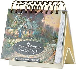 DaySpring - Perpetual Calendar - Thomas Kinkade Painter of Light - 23460