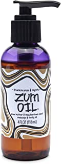 product image for Zum Massage and Body Oil - Frankincense and Myrrh - 4 fl oz