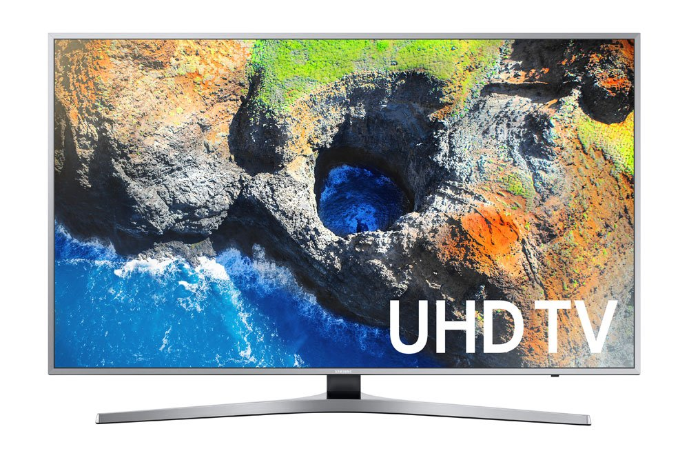 Amazon.com: Samsung Electronics UN49MU7000 49-Inch 4K Ultra HD Smart ...