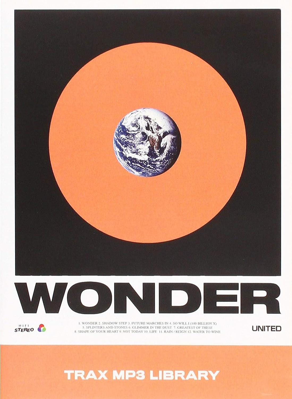 wonder - trax mps library-trx: hillsong united: Amazon.es: Música