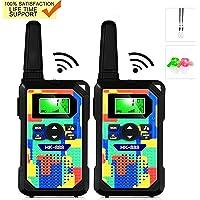 $22 » Kids Walkie Talkies Long Range-Toys for Kids 3-12 Boys & Girls 2 Way Radio Walky Talky 22…