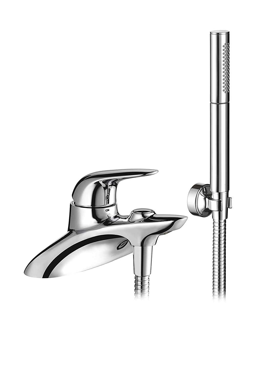Mira Showers 2.1818.005 Comfort Modern Bath Shower Mixer Tap - Chrome